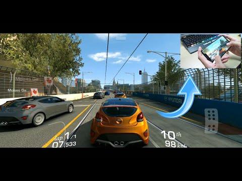 Real Racing 3 : HYUNDAI VELOSTER TURBO Gameplay
