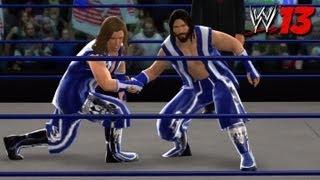 WWE '13 Community Showcase: Paul London & Brian Kendrick (Xbox 360)