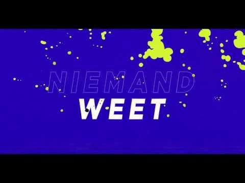 Mr. Wonder - Niemand Weet (feat. Onkel Omar, Taylor Walcott & TrangaRugie)(Official Lyric Video)