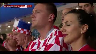 England vs Croatia 1-2 | All Goals & Extended Highlights