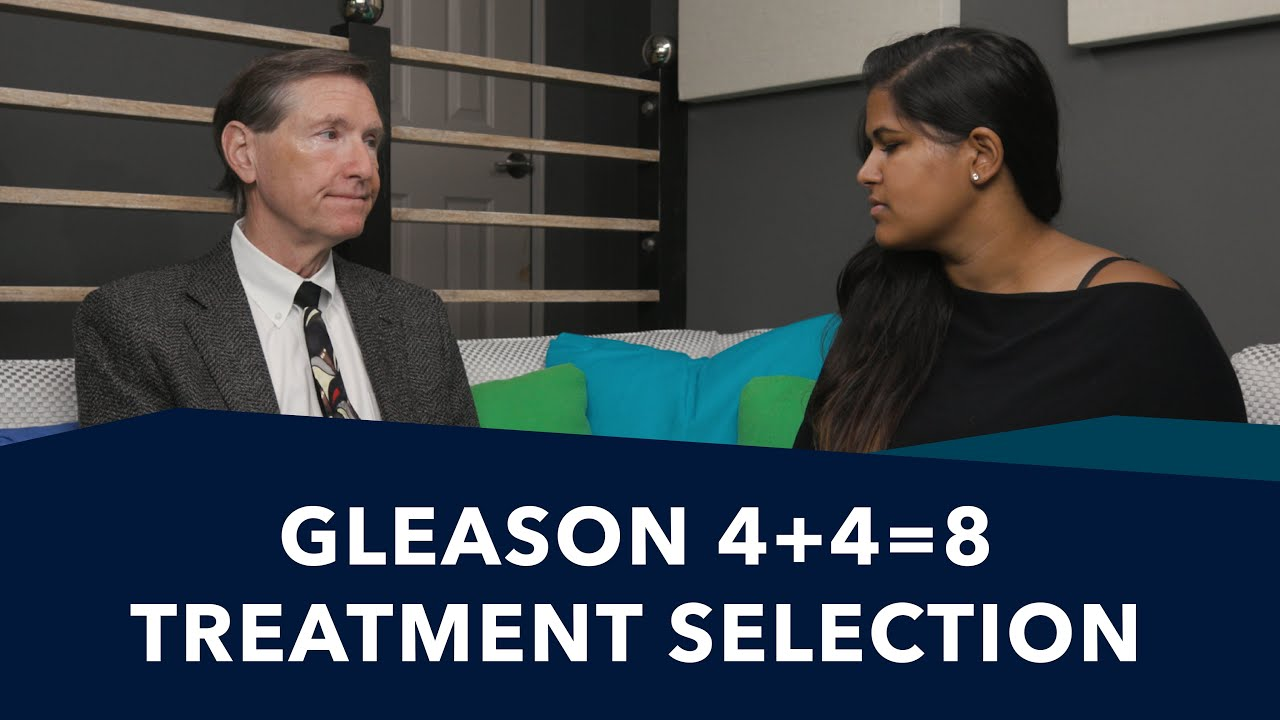 Gleason 4+4=8 Prostate Cancer Treatments | Ask a Prostate Expert, Mark Scholz, MD
