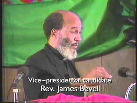 Rev. James Luther Bevel On Education.flv