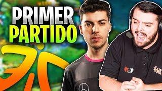 EL PRIMER PARTIDO de la LEC!!   FNATIC vs SK   Resumen LEC Español