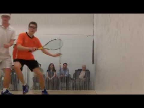 2011 Tennis & Racquet Club Squash Championships video