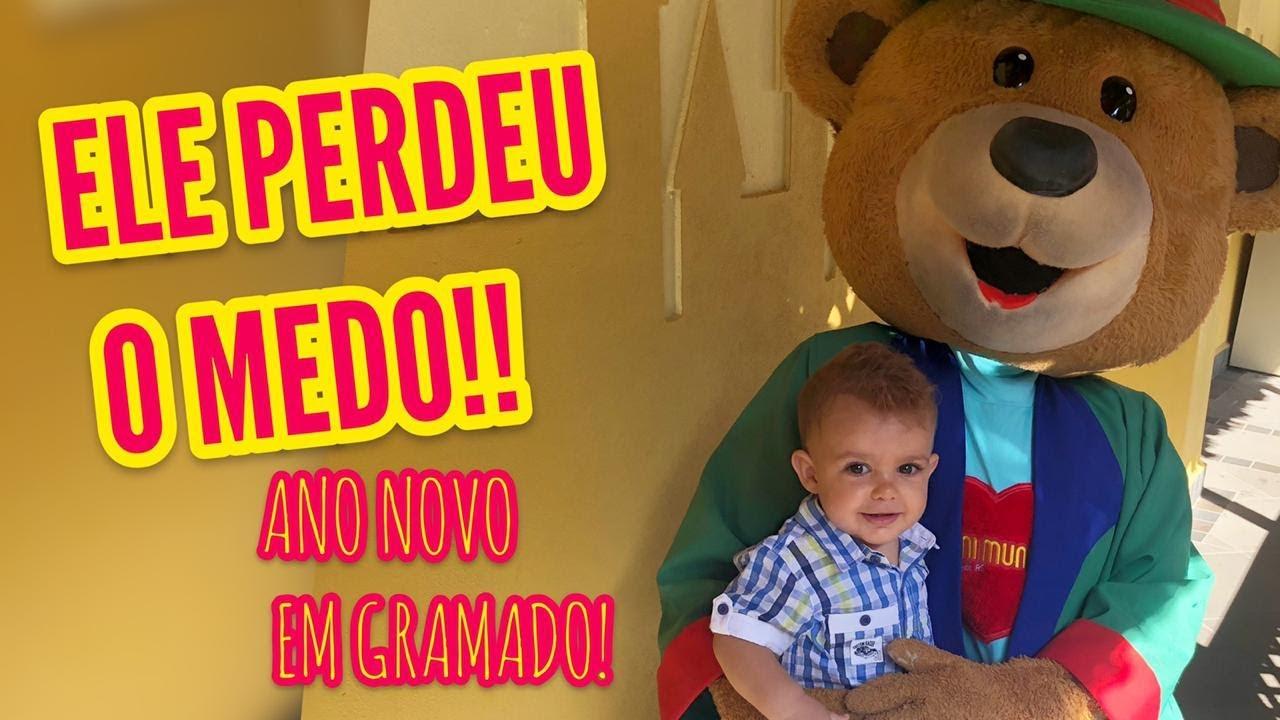 Ano Novo em Gramado: A casa do Papai Noel, Mini Mundo, Acender das Luzes e Fogos!