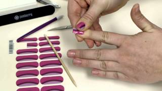 Jamberry Nails Application Video [OLD VERSION] thumbnail