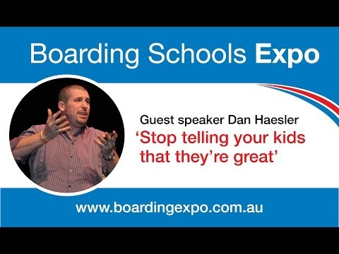 Dan Haesler will be speaking at the Boarding Schools Expo 2014