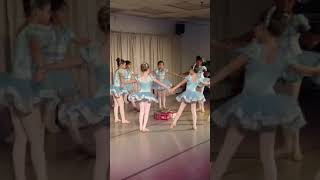 This was my ballet performance!!!💗💙💖