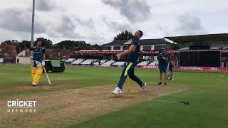 Wade, Hazlewood firing ahead of A tour opener