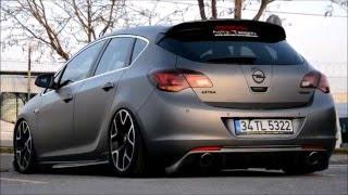 LOW Life Opel Astra Air Grey TL 5322 / A H I P