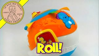 Vtech Move And Crawl Ball Colors Animals Shapes Sounds Learning Baby Toy