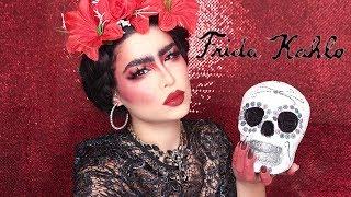 Frida Kahlo Inspired | Halloween 2018 Makeup Tutorial