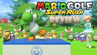 Mario Golf: Super Rush (Switch) Review (Video Game Video Review)