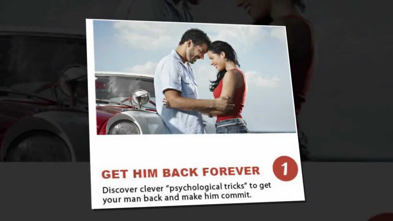 how to get your ex boyfriend to commit