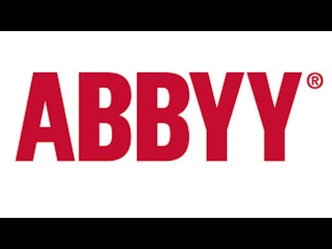 Abbyy FineReader 15 Pc Quick Video In 15 Mins