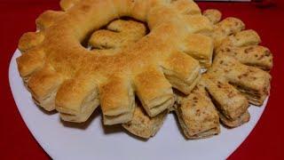 Cremonas rellena o de chicharrón (roscas)