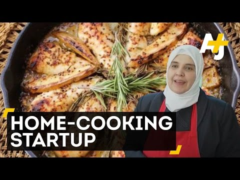 Egyptian Startup Mumm To Deliver Meals Cooked By Refugees