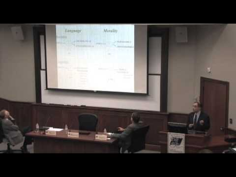 Human Agency and The Law -- Intro and Panel 1
