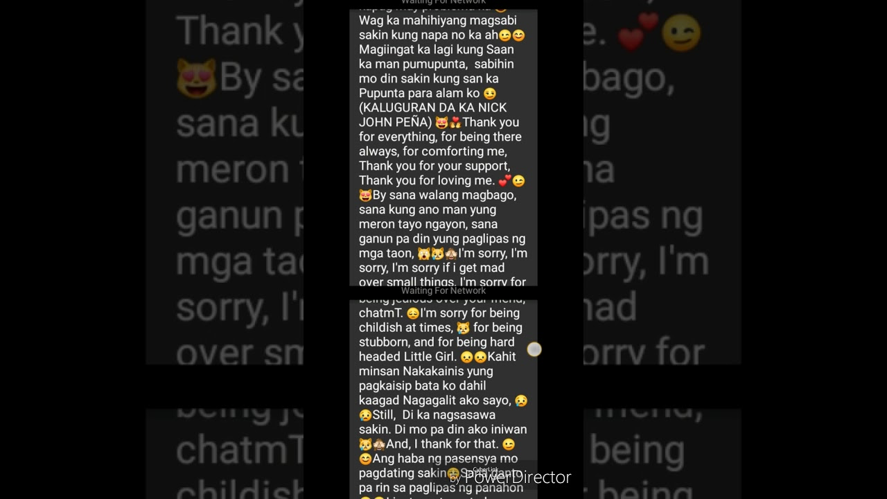 Tagalog sweet text messages