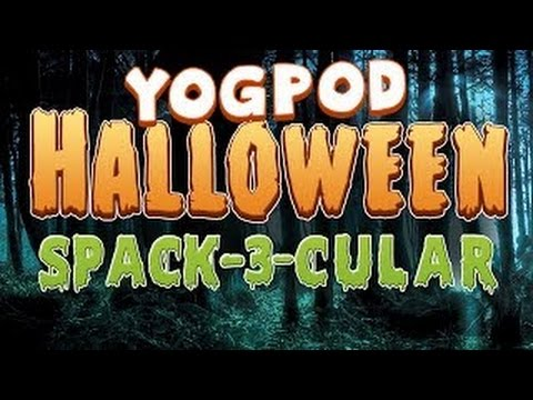 YoGPoD 45 - Halloween Spack-3-cular