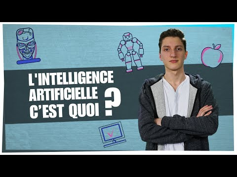 L'intelligence artificielle, c'est quoi ? - Fresh Tech #02- String Theory