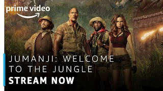 Jumanji - Welcome to the Jungle | Dwayne Johnson | Hollywood Movie | Stream Now | Amazon Prime Video