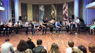 Open Jack & Jill Finals - Swing Revolution 2015