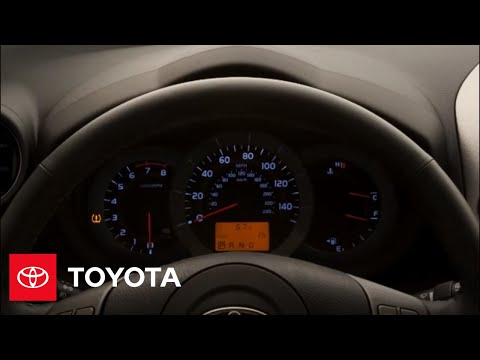 2010 RAV4 How-To: Tire Pressure Monitor System (TPMS ...