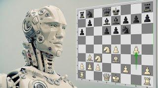 Атака Созина в партии шахматных движков