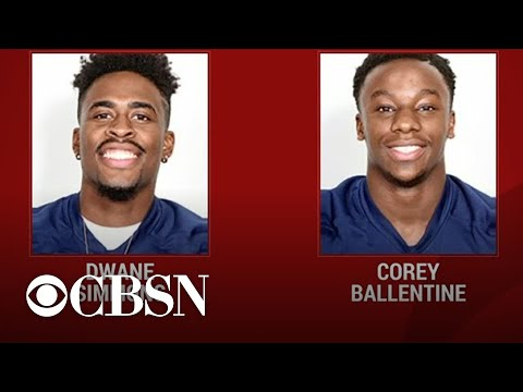 New York Giants draft choice Corey Ballentine shot and injured, college teammate killed