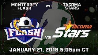 Monterrey Flash vs Tacoma Stars thumbnail
