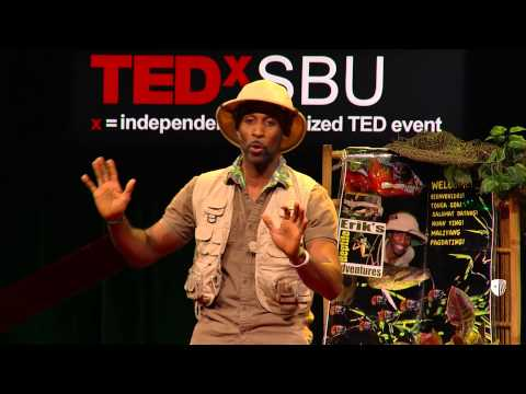 Follow your dreams | Erik Callender | TEDxSBU