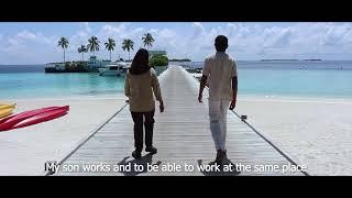 #Maldives #GoldenYear2022 #VisitMaldives Meet Mrs. Mariyam Saeedha - Commis - Team Restaurant