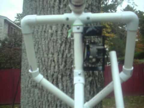 Haunted Parts Wiper Motor Bracket Hangman Halloween Prop