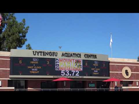 University of Pacific Water Polo v  Long Beach State Water Polo Mountain Pacific Invite 2017
