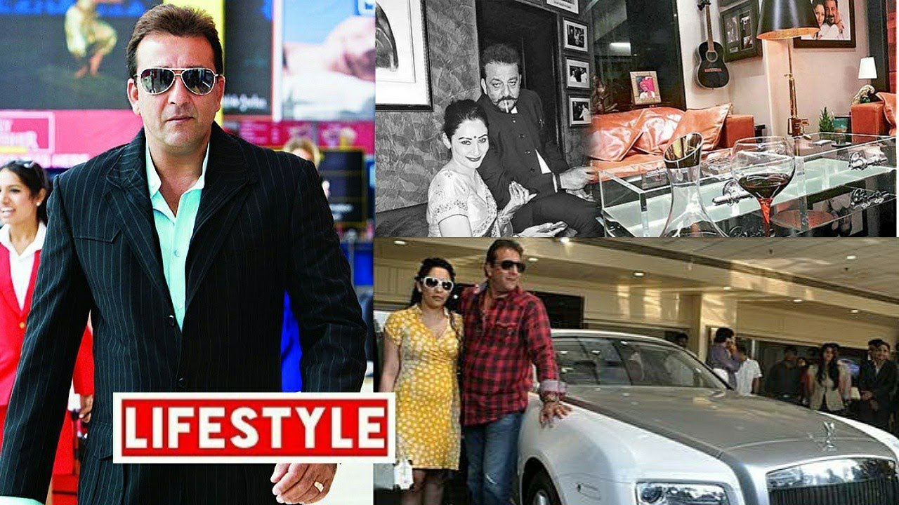 Sanjay dutt Lifestyle, Net worth, Business, Income, House ...