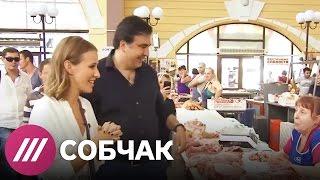 Не вошло в эфир: как жители Одессы встретили Саакашвили