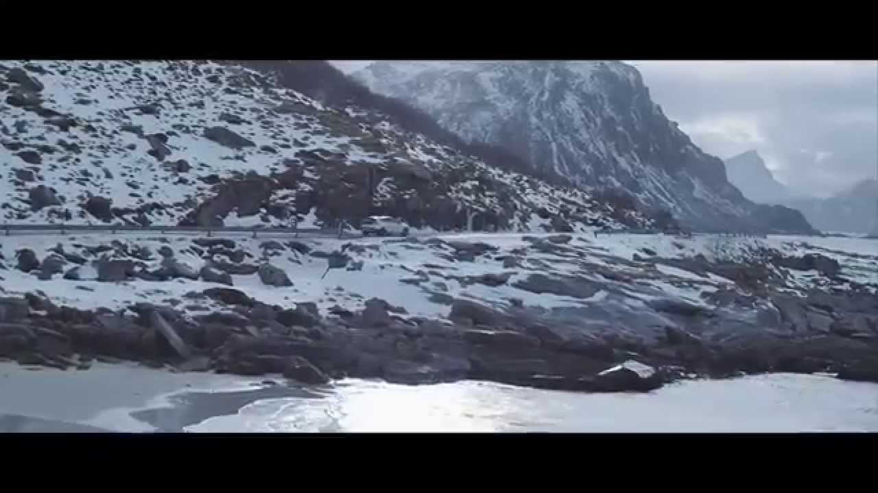 Be The Bear - Erupt (Volvo Winter Story Commercial) - YouTube