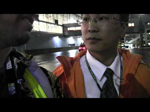 Live@YVR -Day 35 - Eva Air Cargo