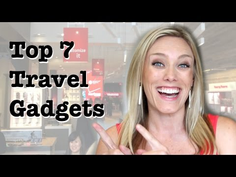 7 Best Gadgets for Travel | Travel Tips & Tricks | How 2 Travelers