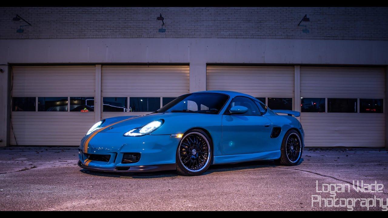 David's 1997 Porsche Boxster - YouTube