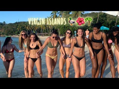 OREGON WOMEN'S BASKETBALL: VIRGIN ISLANDS TRIP