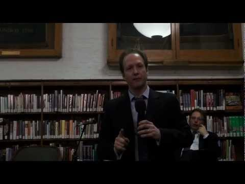 Sabin Howard speech at the Institute of Classical Architecture and Art