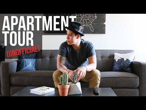 UNOFFICIAL APARTMENT/ROOM TOUR (MEN'S LIFESTYLE) FEAT. OLED, OBEY, IKEA, & MORE | JAIRWOO