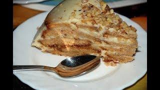Готовим Холодный торт. рецепт Холодный торт вкусно . На празничный стол.