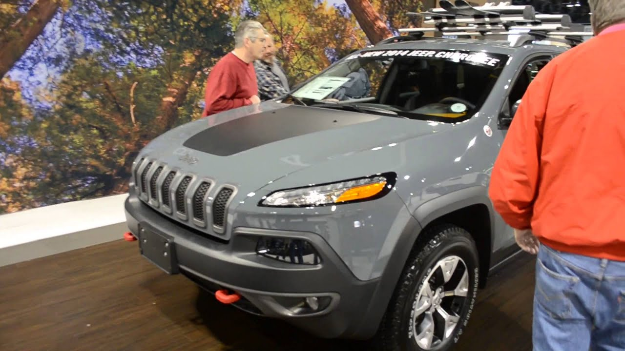 2014 2015 Jeep Grand Cherokee Offroad Edition Youtube