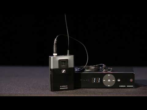 Sennheiser XSW Wireless System