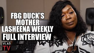 LaSheena Weekly on Her Son FBG Duck Getting Killed in Chicago (Full Interview)