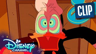 Why Donald Duck is Always Mad 😤 | DuckTales | Disney Channel