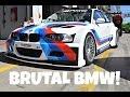 400hp BMW M3 'GTR' on the Nürburgring- INSANE SOUNDS!